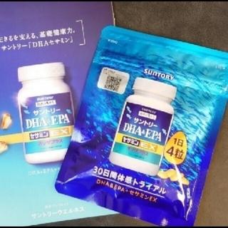 サントリー - サントリーDHA&EPA セサミンEX オリザプラス 120粒