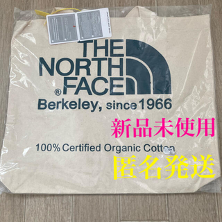 THE NORTH FACE - トートバッグ ネイビー