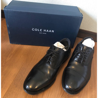 Cole Haan - Cole Haan ドレス シューズ レザー 革靴 ストレートチップ