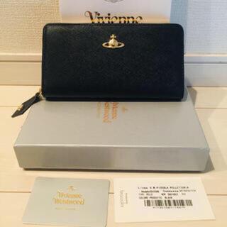Vivienne Westwood - ヴィヴィアンウエストウッド 長財布 財布 ラウンドファスナー