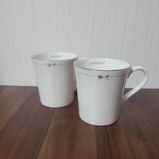 JILLSTUART ペアマグカップ(グラス/カップ)
