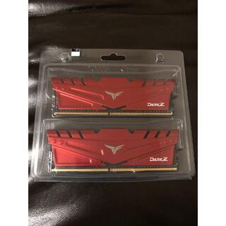 Team DDR4 3600 (PC4-28800) 16GBx2枚(32GB