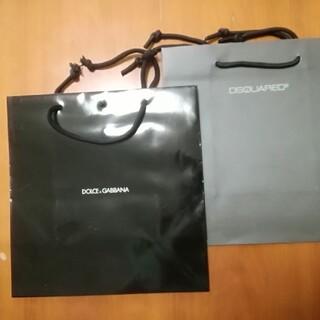 ドルチェアンドガッバーナ(DOLCE&GABBANA)の再度値下げ    紙袋(15枚セット)(ショップ袋)