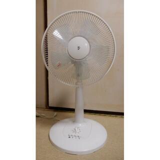 ヤマゼン(山善)の山善 YAMAZEN 扇風機 2015年製 首振り 省エネ タイマー(扇風機)