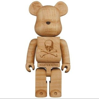 BE@RBRICK カリモク mastermind JAPAN メープル杢(その他)