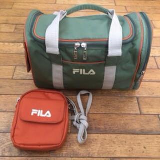 フィラ(FILA)のFILA 小型ボストンバッグ(旅行用品)