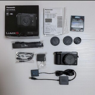 Panasonic - オマケ付 Panasonic LUMIX GX7MK2 レンズ 12-32mm