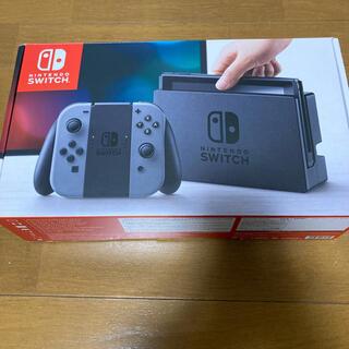 中古 Nintendo switch 極美品 グレー