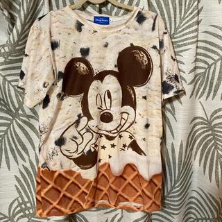 Disney - ディズニーリゾート ミッキー Tシャツ Lサイズ
