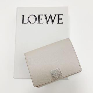 LOEWE - LOEWE ロエベ アナグラム 三つ折り財布