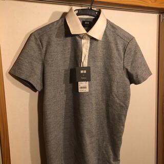 ユニクロ(UNIQLO)のユニクロ!クレリックポロシャツ!!UNIQLO×theory(ポロシャツ)