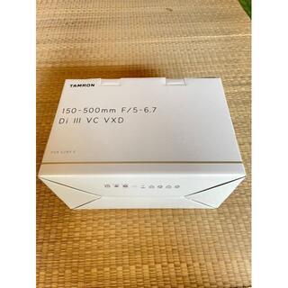 TAMRON - 『新品送料無料』TAMRON 150-500mm Model A057