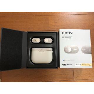SONY - SONY WF-1000XM3