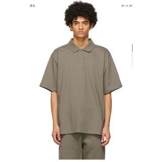 フィアオブゴッド(FEAR OF GOD)のESSENTIALS ポロシャツ xxl(Tシャツ/カットソー(半袖/袖なし))