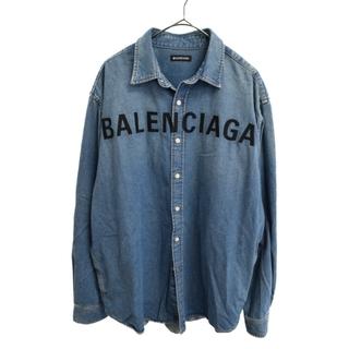 バレンシアガ(Balenciaga)のBALENCIAGA バレンシアガ 長袖シャツ(シャツ)