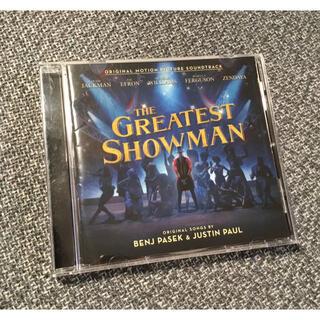 THE GREATEST SHOWMAN  グレイテストショーマン Cd(映画音楽)