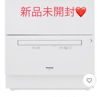 Panasonic - パナソニック NP-TA4-W 食器洗い乾燥機 ホワイト