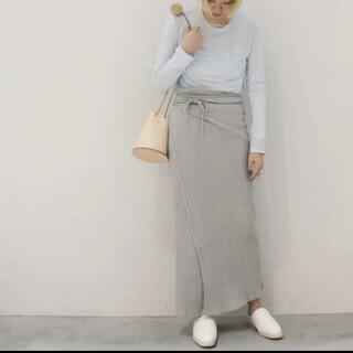EDIT.FOR LULU - baserange スカート