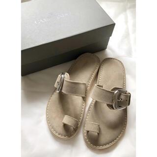 DEUXIEME CLASSE - ドゥーズィエムクラス CAMINANDO buckle sandal 36