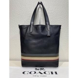 コーチ(COACH)の格安 定価6.6万 コーチ ビジネス バッグ トートバッグ レザー メンテ済み(トートバッグ)