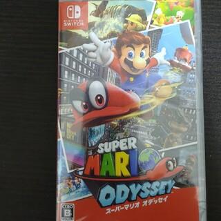 Nintendo Switch - スーパーマリオオデッセイ中古品 発送(ネコポス)