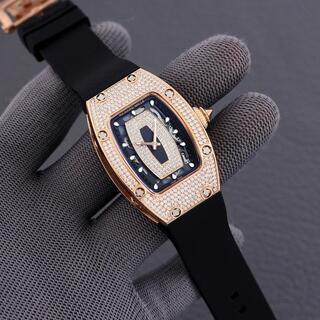 エムシックスティーン(M16)のリシャールミル RM07-1 レディース 腕時計 自動巻き(その他)