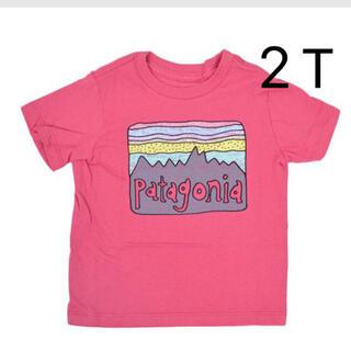 patagonia - 新品!パタゴニアベビー☆キッズ☆半袖Tシャツ2T