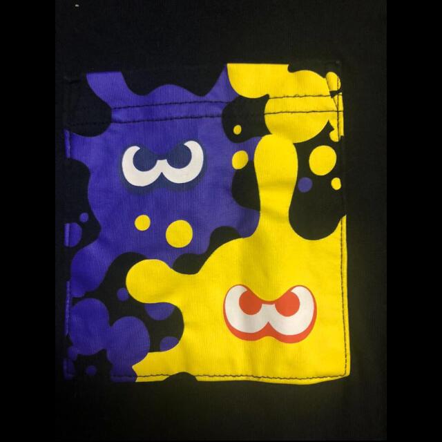 UNIQLO(ユニクロ)のスプラトゥーン×UTコットンポケT メンズのトップス(Tシャツ/カットソー(半袖/袖なし))の商品写真