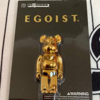 EGOIST - エゴイストノベルティ ベアブリック be@brick