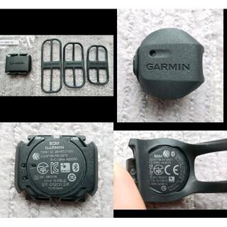 ガーミン(GARMIN)のGARMIN ガーミン 新型スピードセンサーDual、新型ケイデンスセンサー (パーツ)