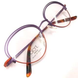 アザー(other)のラフォン lafont 7131 エヴォラ メガネ フレーム 眼鏡 紫 49(その他)