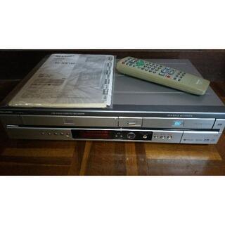 シャープ(SHARP)のSHARP シャープ DV-RW190(DVDレコーダー)