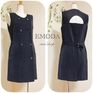 EMODA - EMODA ◆ ノースリーブワンピース ◆