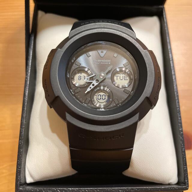 G-SHOCK(ジーショック)のG-SHOCK AWG-M510SBB-1AJF アナログ ソーラー メンズの時計(腕時計(アナログ))の商品写真