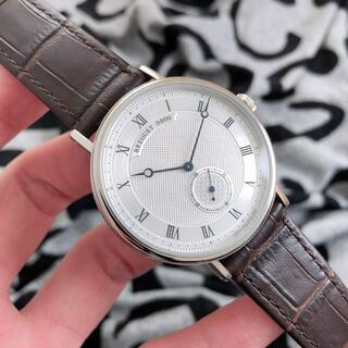 ブレゲ(Breguet)の即購入OK!!!ブレゲ BREGUET 腕時計 メンズ 自動巻(レザーベルト)