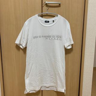 ディーゼル(DIESEL)のディーゼル半袖Tシャツ(Tシャツ/カットソー(半袖/袖なし))