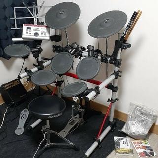 ヤマハ(ヤマハ)のふみやま様専用 YAMAHA DTXPRESS IV 電子ドラム 椅子、アンプ、(電子ドラム)