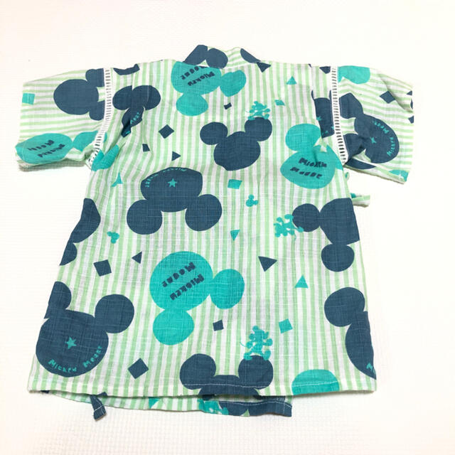 Disney(ディズニー)のディズニー 甚平 キッズ/ベビー/マタニティのキッズ服男の子用(90cm~)(甚平/浴衣)の商品写真