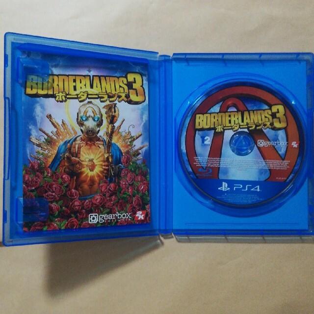 PlayStation4(プレイステーション4)のボーダーランズ3 BORDERLANDS 3 PS4 ソフト エンタメ/ホビーのゲームソフト/ゲーム機本体(家庭用ゲームソフト)の商品写真
