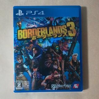 PlayStation4 - ボーダーランズ3 BORDERLANDS 3 PS4 ソフト
