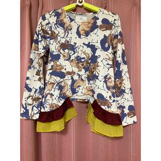 ボシュプルメット(bortsprungt)のボシュプルメット Tシャツ(Tシャツ(長袖/七分))