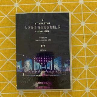 BTS/BTS WORLD TOUR LOVE YOURSELF~JAPAN …