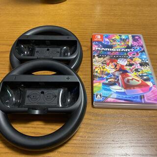 Nintendo Switch - マリオカート8デラックスセット!