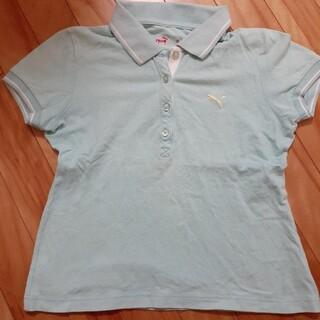 プーマ(PUMA)のPUMA ポロシャツ(Tシャツ/カットソー)