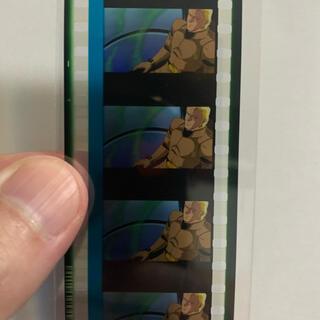 機動戦士ガンダム 閃光のハサウェイ 2週目特典 シャア・アズナブル フィルム