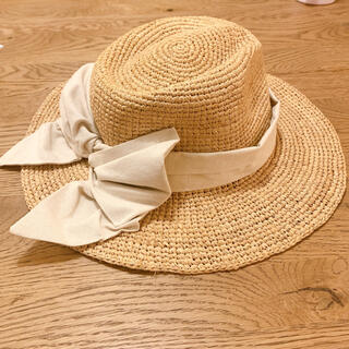 Ray BEAMS - Ray BEAMS × CONTROL FREAK 麦わら帽子