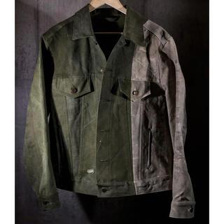 FEAR OF GOD - LAID BACK Field Jacket OLIVE × IVORY