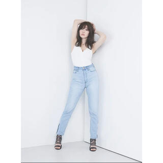 Herlipto Tokyo High Rise Jeans