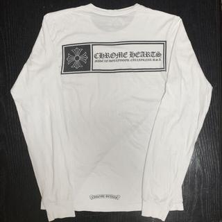 クロムハーツ(Chrome Hearts)のCHROME HEARTS クロムハーツ ポケット ロンT 確実正規 アメリカ製(Tシャツ/カットソー(七分/長袖))