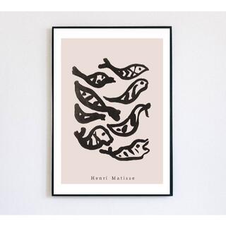 【インテリアポスター】インテリアフォト Henri Matisse 名画 絵画 (アート/写真)